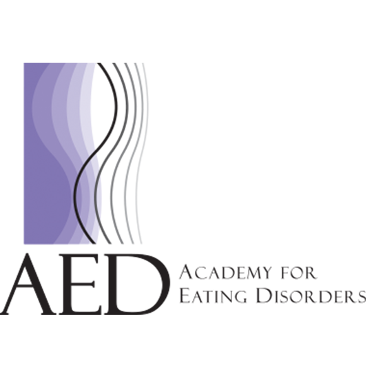 AED (Academy for Eating Disorders) Logo
